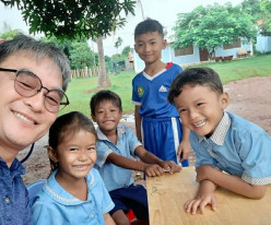 캄보디아 씨엠립에 어린이성경학교를 세워주세요!